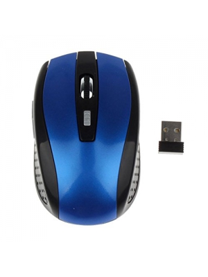 Franterd Portable 2.4G Wireless Optical Mouse Mice For Computer PC Laptop