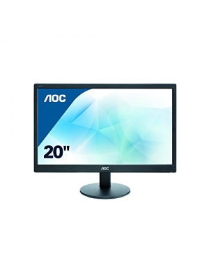 "AOC 19.5"" LED Widescreen Monitor 