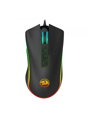 Redragon M711 COBRA Gaming Mouse with 16.8 Million RGB Color Backlit, 10,000 DPI, 7 Programmable Buttons