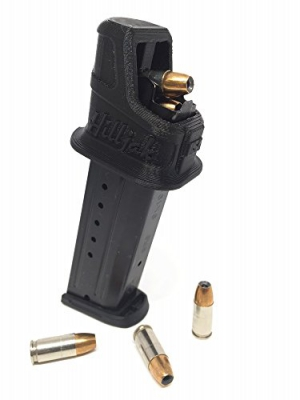 Smith & Wesson M&P 9, SD9VE Double-Stack Magazine Loader by Hilljak - Black