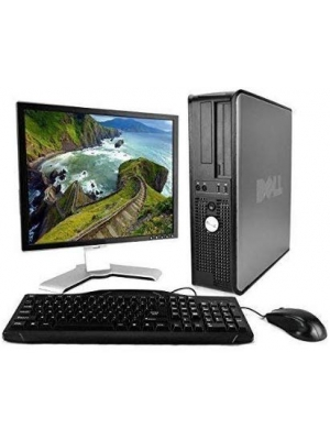 2018 DELL Optiplex Desktop Computer(Core I5 Upto 3.4GHz,4GB,250GB,WiFi,VGA,HDMI,DVD,Windows 10-Multi Language-English/Spanish/French), with 19in Monitor(Brands May Vary)(CI5) (Renewed)