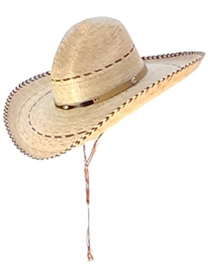 Sharpshooter Wild West Gus Cowboy Sombrero Rodeo Hat