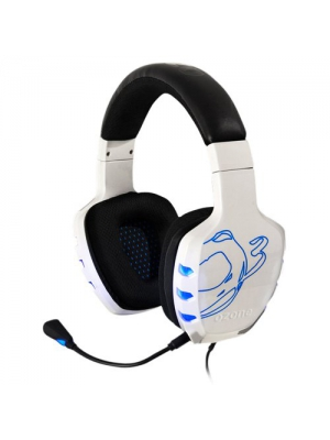 Ozone Rage 7HX 7.1 Gaming Headset White OZRAGE71W