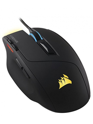 CORSAIR Sabre - RGB Gaming Mouse - Lightweight Design - 10,000 DPI Optical Sensor - Forward/Back & DPI Preset Buttons