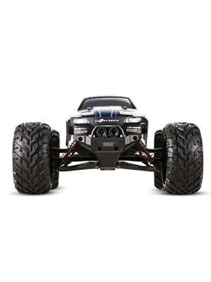 Arshiner RC Car Off-road Vehicle 1:12 42km/h 4WD High Speed Racing Hobby Car 2.4GHz Toy for Kids Red(Rechargeable battery included)