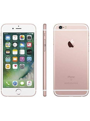 Apple iPhone 6S, 64GB, Rose Gold - For AT&T/T-Mobile (Renewed)