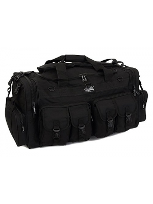 "Mens Large 30"" Inch Duffel Duffle Military Molle Tactical Cargo Gear Shoulder Bag"