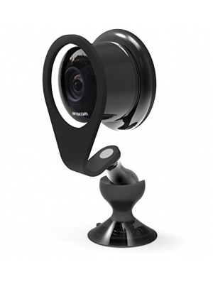 Dropcam Pro Universal Mount Offers Magnetic and Suction Cup Versatility.
