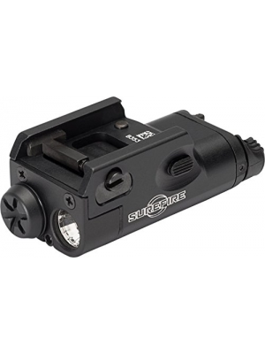 SureFire Weaponlights Compact Handgun Light with Improved Constant-On Activation Switches