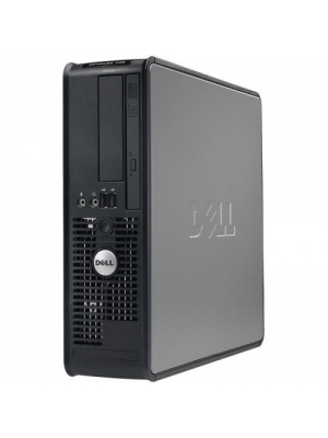 Dell Optiplex Desktop/SFF 4GB Ram/ 160GB HDD/ DVD/CDRW, Restore Windows XP CD/ Keyboard/ Mouse Included