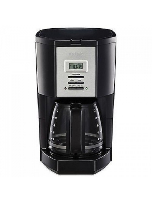Krups 12-Cup Programmable Coffee Maker in Black by Krups