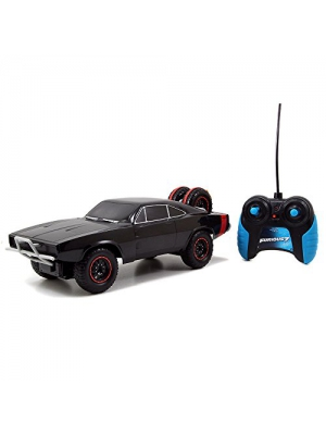 Jada Toys Fast & Furious 1:16 R/C 1970 Dodge Charger Off Road Vehicle