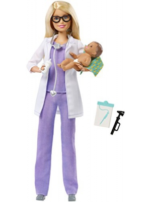 Barbie Baby Doctor & Fashion Dolls