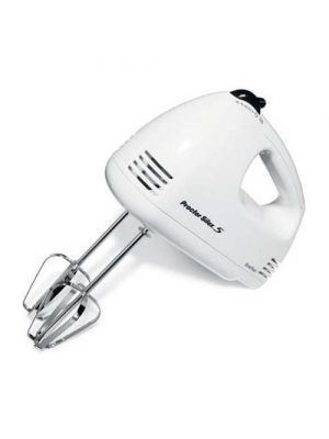 Proctor Silex 62509RY 5-Speed Hand Mixer, White by Proctor Silex