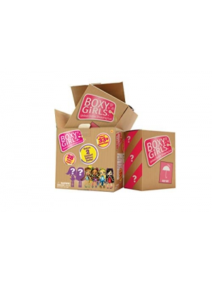 Boxy Girls JUMBO Crate with 2 Limited Edition Dolls UNBOX 33 Surprises!
