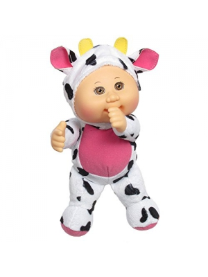 Cabbage Patch Kids Clara Cow Cutie Baby Doll, 9""