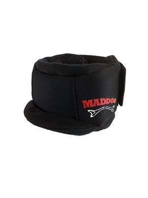 Maddog Sports Pro Padded Paintball and Airsoft Neck Protector - Black
