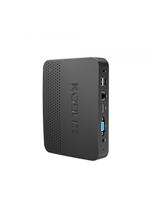 GN41 4K@60Hz Mini PC, Gemini Lake Celeron GN4100 Processor, 8GB/64GB DIY M.2 SSD/HDD 1000Mbps LAN HD Dual Band WiFi BT4.0 with HDMI&VGA&USB C Ports, Build NAS, Support WOL