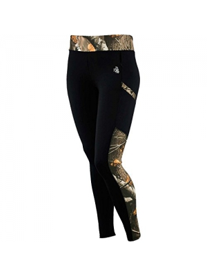 Legendary Whitetails Ladies Driven Performance Big Game Camo Leggings