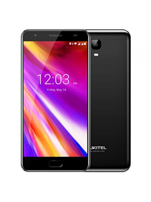 "Unlocked Cell Phones, Oukitel OK6000 Plus 6080mAh Big Battery Smartphone 5.5"" Full HD Dual SIM Android 7.0 Octa Core 4GB RAM 64GB ROM Mobile Phone 12V/2A Quick Charge Fingerprint OTG-Black"