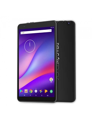 [Upgraded] Dragon Touch V10 10.1 inch Android Tablet, 16GB Storage, Quad-Core Processor, 1280x800 IPS HD Display, Wi-Fi only, BT 4.0, GPS, FM, Mini HDMI, Black