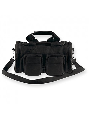 Bulldog Cases Economy Black Range Bag with Strap