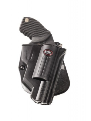 Fobus Tactical TAPD Standard Right Hand Conceal Carry Polymer Paddle Holster for Taurus Judge Public Defender