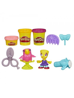 Play-Doh Town Hairdresser and Bird