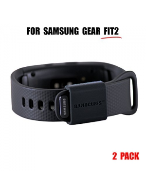 BANDCUFFS Brand Security Loop for Samsung Gear Fit 2 (2nd Generation) SELECT YOUR QTY