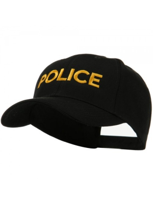 Embroidered Military Cap - Police W38S57F