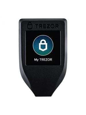 Trezor Model T Cryptocurrency Hardware Wallet. Next Generation Universal Vault for Digital Assets. Store & Encrypt Cryptocurrencies, Passwords with Total Security