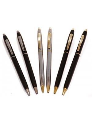Police Uniform Pens (3) Pair Variety Pack
