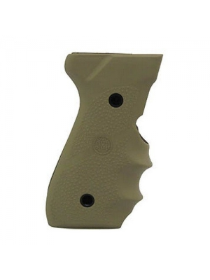 Hogue Beretta 92/96 Series Grip with Finger Grooves