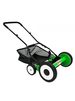 "DuroStar 16"" 5-Blade Height Adjustable Push Reel Mower"