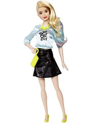 Barbie Fashionistas Party Glam Doll 4