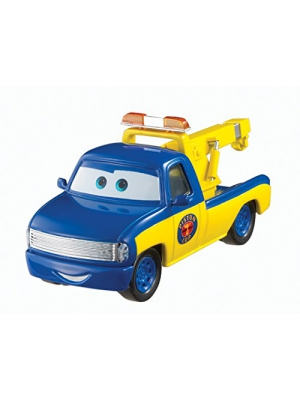 Disney/Pixar Cars Race Tow Truck Tom Diecast Vehicle
