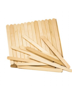 Perfect Stix Wooden Craft Sticks 4.5 in Length