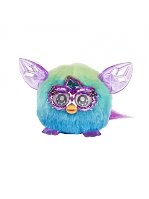 Furby Furblings Creature Plush, Green/Blue