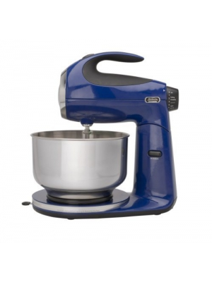 Sunbeam FPSBSM210B Heritage Series 350-Watt Stand Mixer, Indigo Blue by Sunbeam
