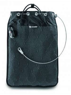 Pacsafe Travelsafe 12L GII Portable Safe, Charcoal
