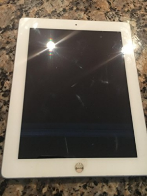 Apple iPad with Wi-Fi 16GB - White (3rd generation) MD336LLA