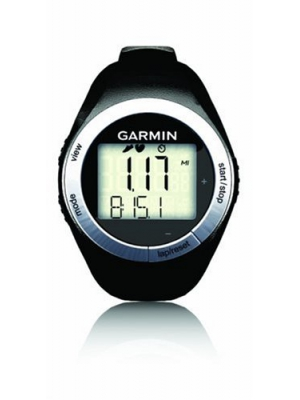 Garmin Forerunner 50 Water Resistant Running GPS With Heart Rate Monitor and Foot Pod (Discontinued by Manufacturer)