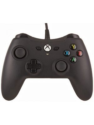 AmazonBasics Xbox One Wired Controller - Black