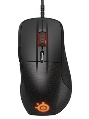 SteelSeries Rival 700 Gaming Mouse - 16,000 CPI Optical Sensor - OLED Display - Tactile Alerts - RGB Lighting