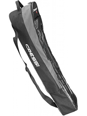 Long Fins Set Bag - Freediving Scuba Gear Bag made in Premium Material by Cressi: quality since 1946