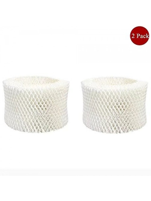 Humidifier Air Filter for Honeywell HAC-504AW Replacement Wick Filter A Compatible Honeywell HCM-350 HCM-600 HCM-710 HCM-300T 2 Pack
