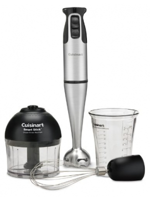 Cuisinart Smart Stick 2 Speed Hand Blender, Brushed Stainless Steel