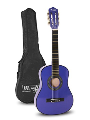 "Music Alley MA-52 30"" Half Size Junior Guitar For Young Kids"
