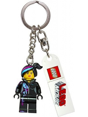 Lego The Movie Wyldstyle Key Chain
