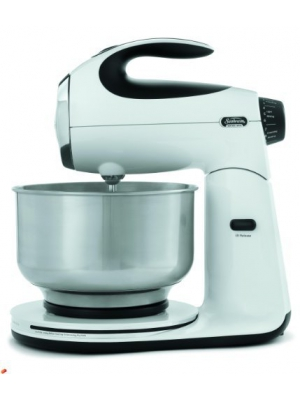 Sunbeam FPSBSM2101 Heritage Series 350-Watt Stand Mixer, White by Sunbeam